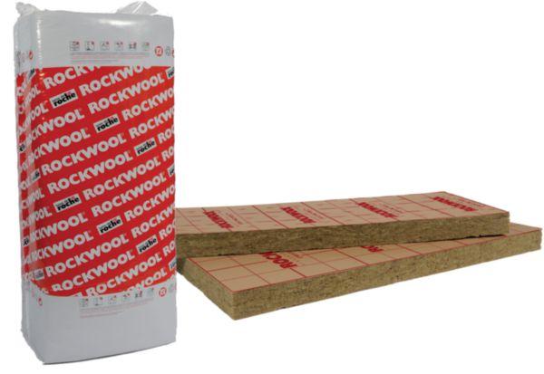 panneau en laine de roche rev tu rockmur kraft 60 1 35x0. Black Bedroom Furniture Sets. Home Design Ideas