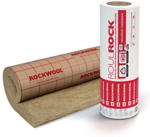panneau laine de roche rev tue roulrock kraft roul 2. Black Bedroom Furniture Sets. Home Design Ideas