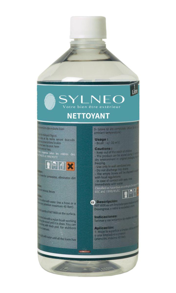 Produit Pour Nettoyer Terrasse En Bois produit de nettoyage pour terrasse bois composite 1 litre (10 m2 environ)