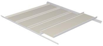 bac autoportant pm10 acier largeur 300mm bords longueur 3m. Black Bedroom Furniture Sets. Home Design Ideas