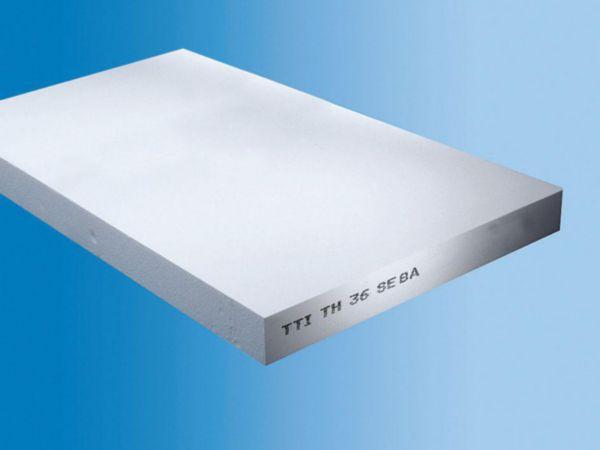 panneau isolant polystyr ne expans knauf therm tti th36 se ba paisseur 110mm 1 2x1 0m r 3 1 m. Black Bedroom Furniture Sets. Home Design Ideas