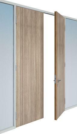 porte ouvrante stratifi e elance 2v toute hauteur x 930 x. Black Bedroom Furniture Sets. Home Design Ideas
