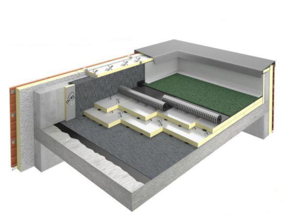 panneau isolant polyur thane eurothane autopro si paisseur 120mm 0 6x0 6m r 5 45 m k w. Black Bedroom Furniture Sets. Home Design Ideas