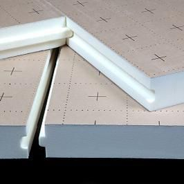 panneau polyur thane eurosol paisseur 120mm1 2x1m r 5 45 m k w acermi 03 003 281 recticel. Black Bedroom Furniture Sets. Home Design Ideas