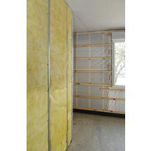 isover saint gobain laine de verre sans voile de verre. Black Bedroom Furniture Sets. Home Design Ideas