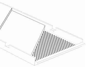rouleau laine de verre sonebel 137 paisseur 25mm 20x1 2m ecophon plafonds cloisons. Black Bedroom Furniture Sets. Home Design Ideas