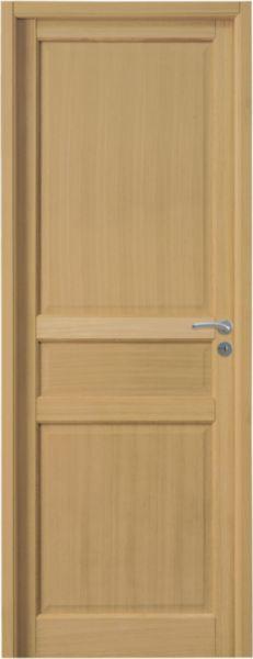 Bloc-porte Jade chêne - huisserie 90mm - poussant gauche - 204x83 cm ... f5c9527fcc2