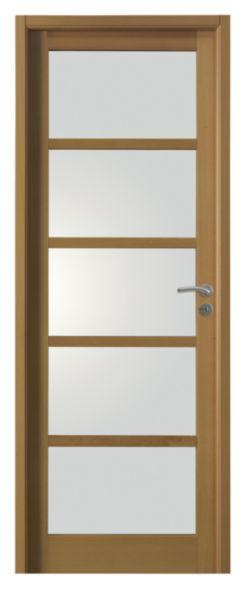 Bloc porte matisse h tre huisserie 90 mm poussant for Huisserie porte 73
